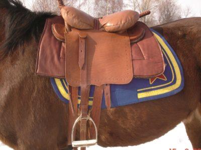 Купить седло для лошади