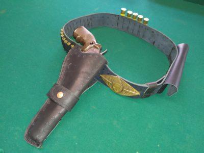 Пояс пневматического пистолета (2500руб.)